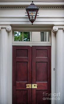 Dale Powell - Doors of Charleston South Carolina