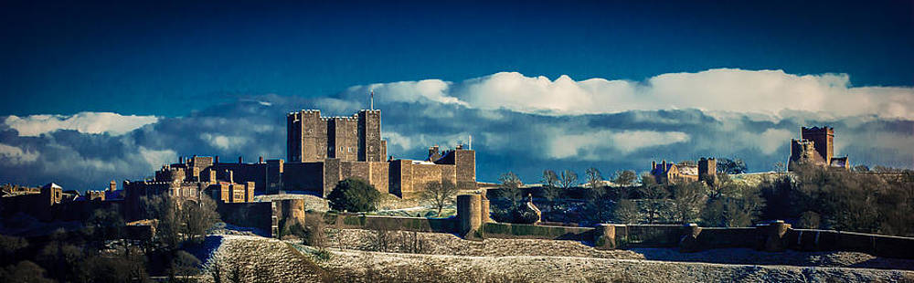 Dover Castle by Peter Nix