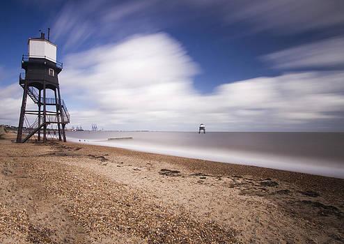 David French - Dovercourt Essex Lighthouse