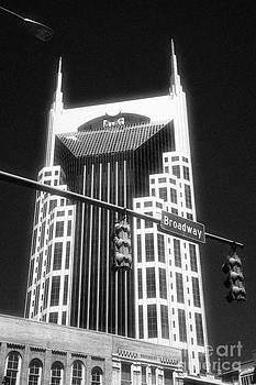 Downtown Nashville by Jeff Holbrook