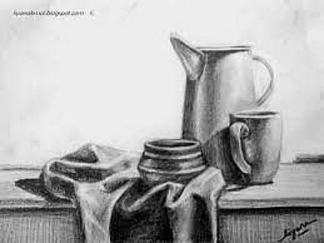 Drawing by Badmus Oluwaseun
