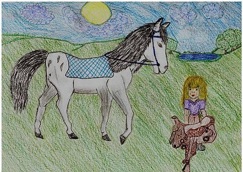 Dream Horse by Shaunna Juuti