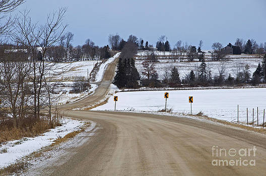 Elaine Mikkelstrup - Driving the Backroads