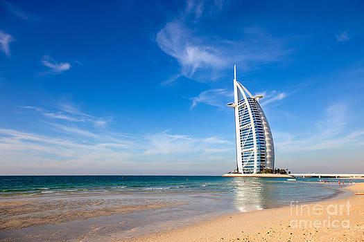 Fototrav Print - Dubai Burj Al Arab hotel