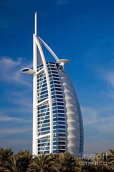 Dubai   by Fototrav Print
