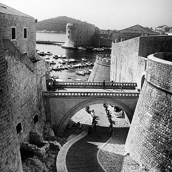 Dubrovnik Croatia by Maeve O Connell