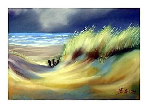 Dune by Fritz Engelhardt