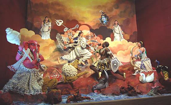 Durga Pratima 2013 by Biswajit Dutta