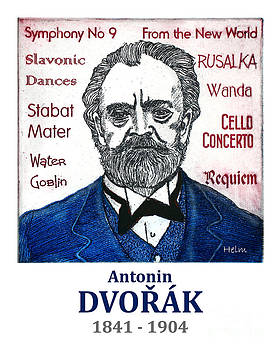 Dvorak by Paul Helm