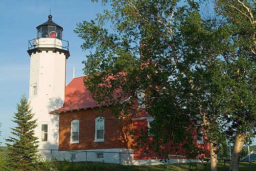 Devinder Sangha - Eagle Harbor Lighthouse