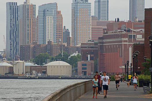 Steve Breslow - East River Walk