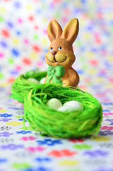 Gynt - Easter bunny found eggs