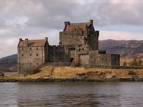 Eilean Donan Castle Scotland by Jacqi Elmslie