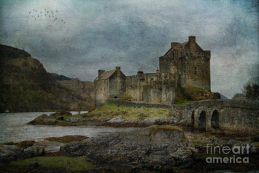 Eilean Donan Castle by Sue Fulton