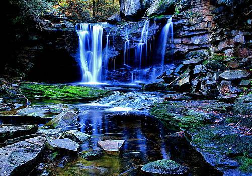 Matthew Winn - Elakala Falls