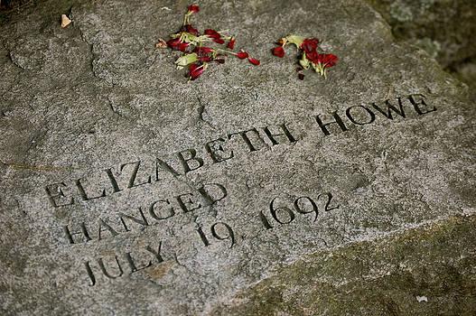 Sherlyn Morefield Gregg - Elizabeth Howe Memorial