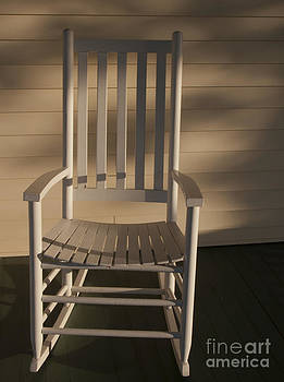 End of Day Rocker by Roy H Wagner ASC