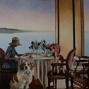 End of the Affair II by David McEwen