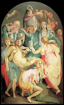 Jacopo Da Pontormo - Entombment