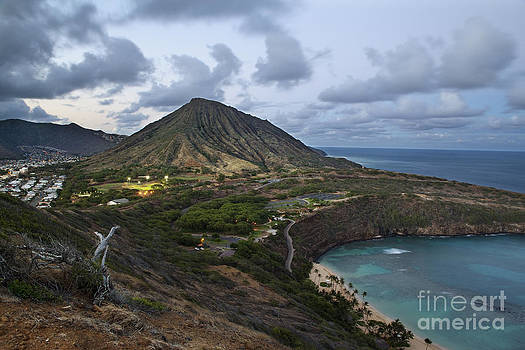 Charmian Vistaunet - Evening at Hanauma Bay