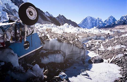 Tim Hester - Everest Base Camp