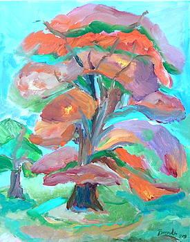 Fall Colors by Brenda Ruark
