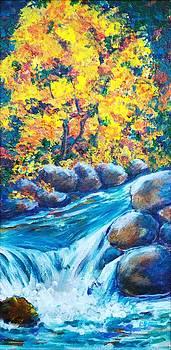 Fall Falls by Catherine Jeffrey
