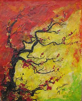 Fall Flame by Melanie Stanton