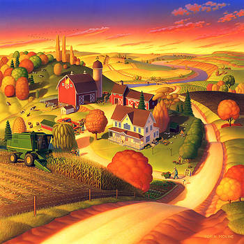 Robin Moline - Fall on the Farm