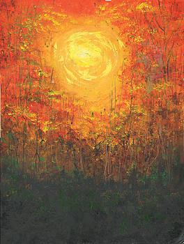 Fall Spectrum by Harold Shull