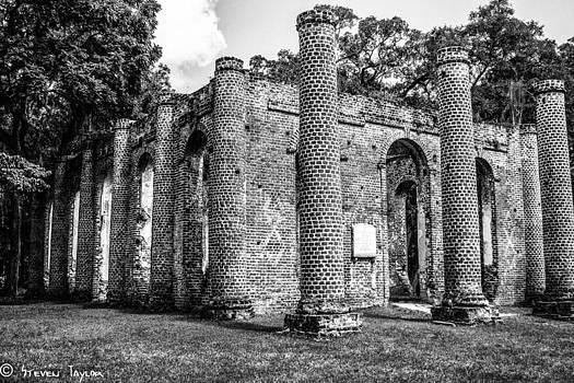 Steven  Taylor - Fallen Church