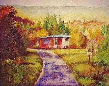 Familiar Path by Mita Garcia