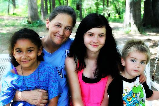 Rebecca Frank - Family