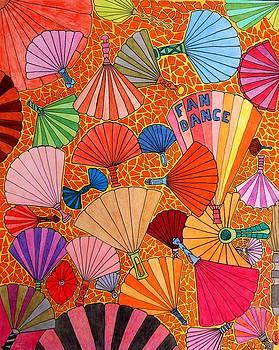 Fan Dance by Gregory Carrico
