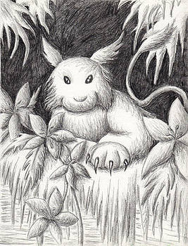 Jeanette K - Fantasy Creature