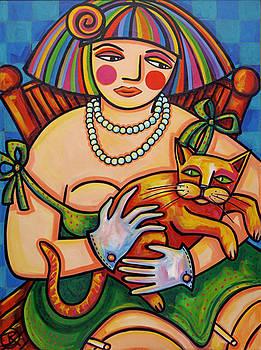 Fat Cat by Ilene Richard