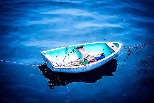 Feeling Blue by San Gill
