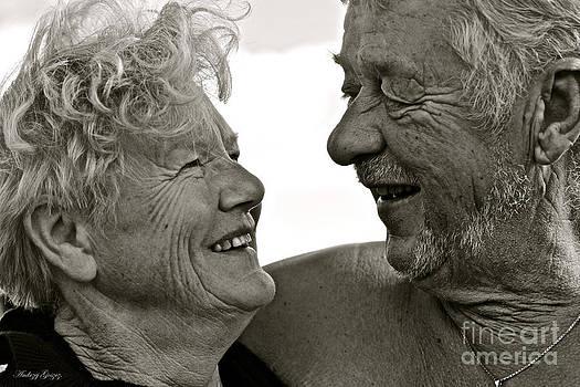 Felicita d'amore . Feeling Love. by  Andrzej Goszcz