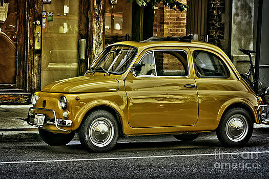Fiat 500 by F Icarus