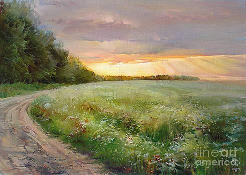 Field by Roman Romanov