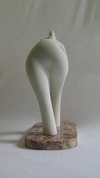 Figura che cammina by Francesca Bianconi