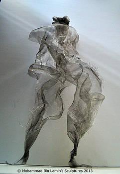 Figure by MBL Binlamin