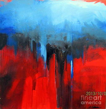 Fire and Ice by Elaine Callahan