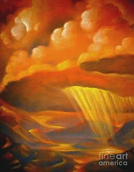 Fire In The Sky by Gary Renegar