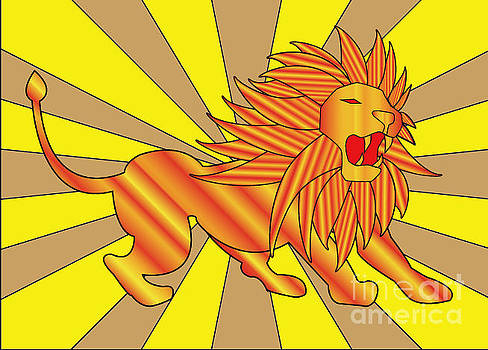 Champion Chiang - Fire Lion