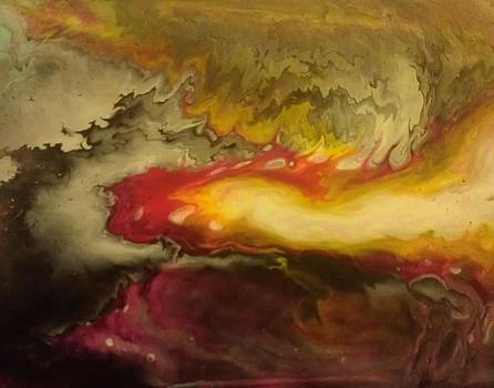 Fire by Sonya Wilson