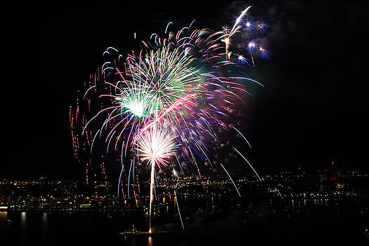 Fireworks by Derek Reichert