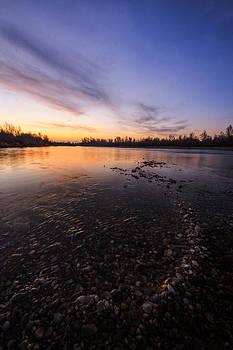 First light by Davorin Mance