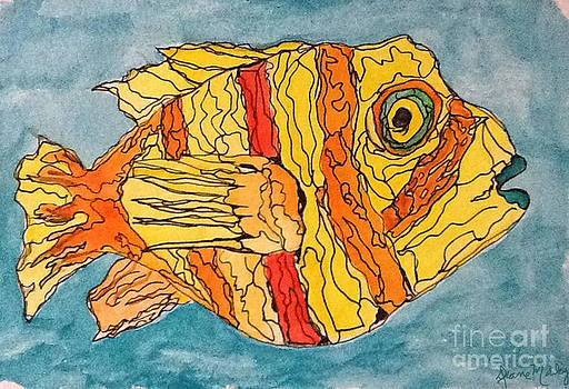Fish 2 by Diane Maley