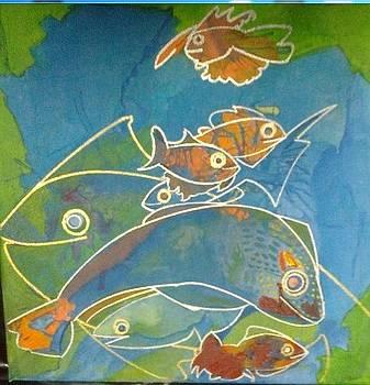 Fish by Lavanaya raman Rameshkumar
